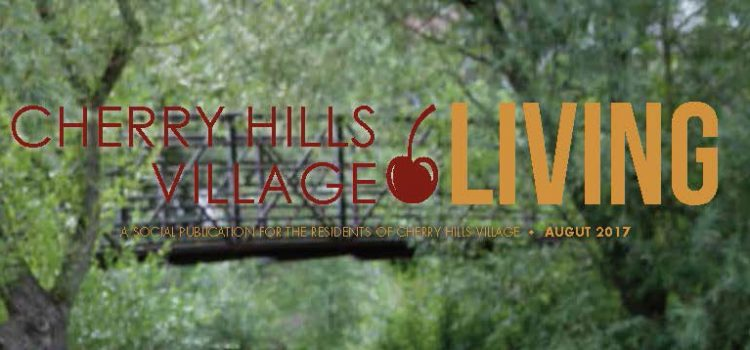 Cherry Hills Village Living Magazine Feature